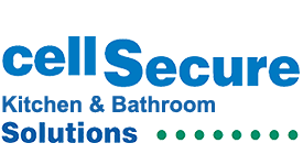 Cell Secure Kitchen & Bathroom Solutions Logo